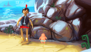 Light_Dev_Beach_scene